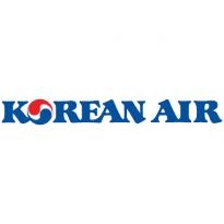 korean air logo vector
