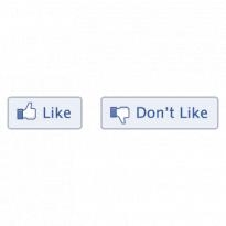 Like Button Facebook (eps) Logo Vector Download