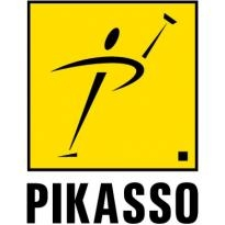 Pikasso Logo Vector Download