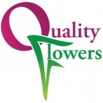Quality Flowers Logo Vector Download