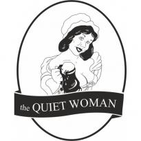 The Quiet Woman Pub Logo Vector Download