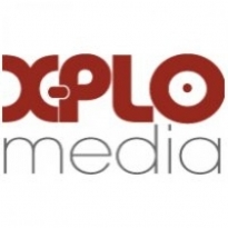 X-plo Media Logo Vector Download