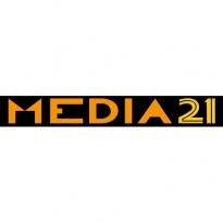 Media 21 Ltd Logo Vector Download