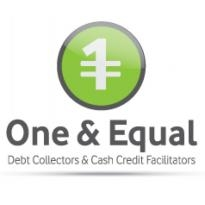 One & Equal Logo Vector Download