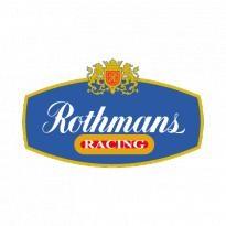 Rothmans Racing Logo Vector Download