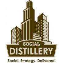 Social Distillery Logo Vector Download