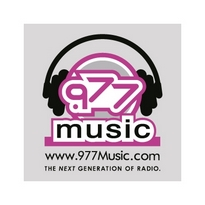 977 Music Logo Vector Download