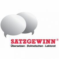 Bersetzungsbro Satzgewinn Logo Vector Download