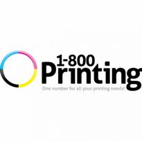1800printing Logo Vector Download