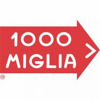 1000 Miglia Logo Vector Download