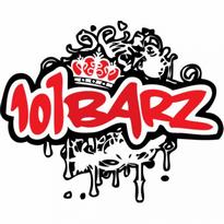 101barz Logo Vector Download