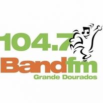 1047 Band Fm Grande Dourados Logo Vector Download