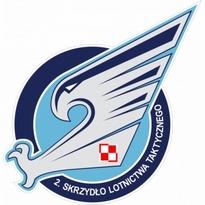 2 Baza Lotnictwa Taktycznego Logo Vector Download