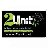 2 Unit Fullservice Reclamebedrijf Logo Vector Download
