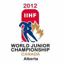 2012 Iihf World Junior Championship Logo Vector Download