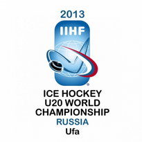 2013 Iihf World Junior Championship Logo Vector Download
