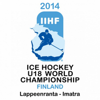 2014 Iihf World U18 Championship Logo Vector Download
