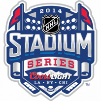 2014 Nhl Stadium Series Logo Vector Download