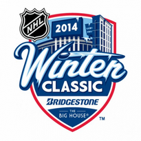 2014 Nhl Winter Classic Logo Vector Download