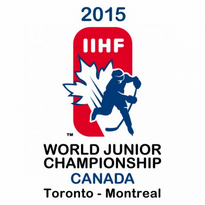 2015 Iihf World Junior Championship Logo Vector Download