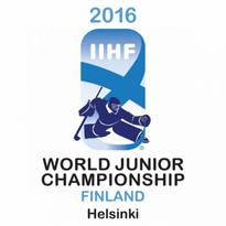 2016 Iihf World Junior Championship Logo Vector Download
