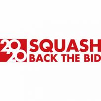 2020 Squash Logo Vector Download
