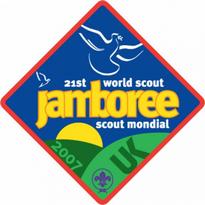 21st World Scout Jamboree Uk 2007 Logo Vector Download