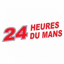 24h Du Mans Logo Vector Download