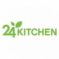 24kitchen Logo Vector Download