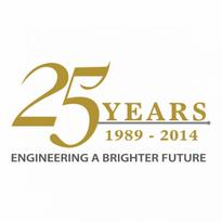 25 Years Logo Vector Download