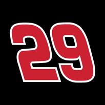29 8211 Kevin Harvick Logo Vector Download