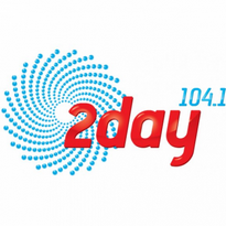 2dayfm Logo Vector Download