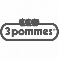 3 Pommes Logo Vector Download