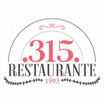 315 Restaurante Logo Vector Download