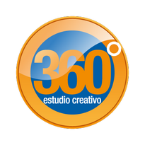 360 Grados Logo Vector Download