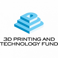 3d Printing And Technology Fund Logo Vector Download