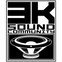 3k Sound Community Logo Vector Download