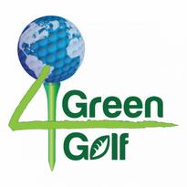 4 Green Golf Logo Vector Download