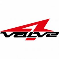 4 Valve Logo Vector Download