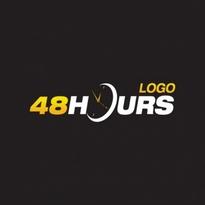 48hours Logo Vector Download