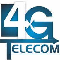 4g Telecomunicao Logo Vector Download