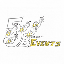 5 B039s Events Logo Vector Download