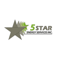 5 Star Energy Services Inc Logo Vector Download