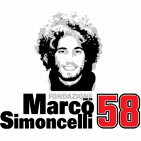 58 Fondazione Marco Simoncelli Logo Vector Download