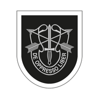 5th Special Forces Group Logo Vector Download