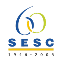 60 Anos Do Sesc Logo Vector Download