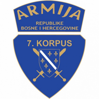 7 Korpus Armije Bih Logo Vector Download