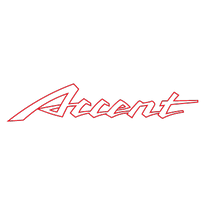 Accent Auto Logo Vector Download