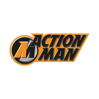 Action Man Logo Vector Download