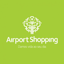 Airport Shopping Logo Vector Download